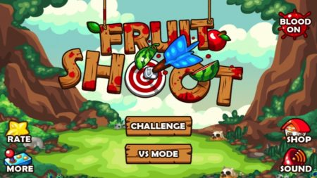 game android fruit shot