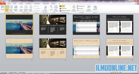 Unduh 55 Background Power Point Estetik HD Terbaik